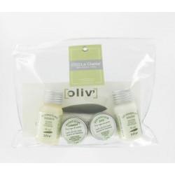 Trousse Découverte 4 produits : Les Essentiels Oliv'