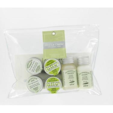 Trousse Découverte 6 produits : Les Essentiels Peaux Mixtes
