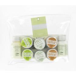 Trousse Traitement 8 produits : Les Essentiels Peaux Mixtes & Sèches
