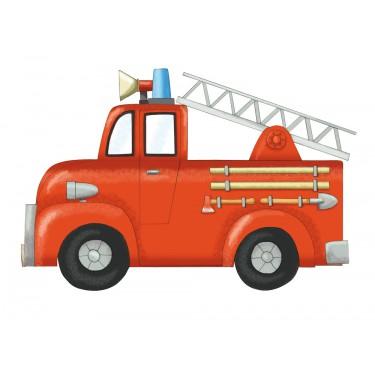 Camion de pompiers / Fire Truck
