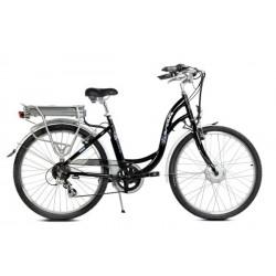Vélo E-colors Noir - Batterie 36V - 11Ah