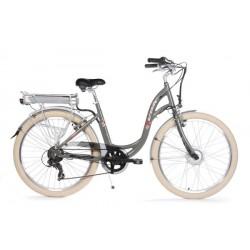 Vélo E-colors Kaki - Batterie 36V - 11Ah