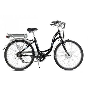 Vélo E-colors Noir - Batterie 36V - 8,8Ah