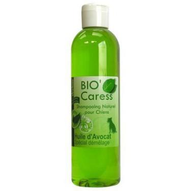 Shampooing Bio'Caress Spécial Démêlage (Huile d'Avocat)