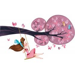 Balançoire fille / Swing Girls