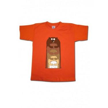 Tee-shirt enfant Quatre ours