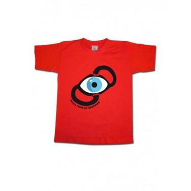 Tee-shirt enfant Oeil ouvert