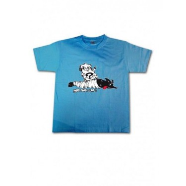 Tee-shirt enfant mouton et loup Yes we can