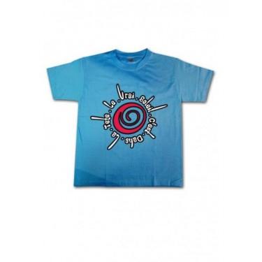 Tee-shirt enfant Le vrai soleil c'est dans la tête