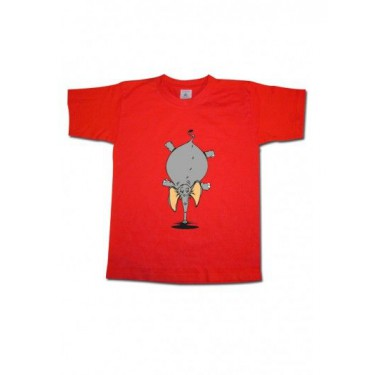 Tee-shirt enfant Elephant acrobate