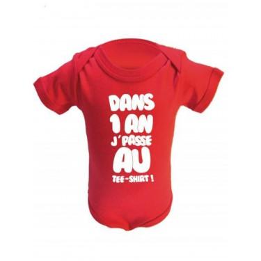Body Dans 1 an je passe au tee-shirt