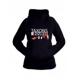 Sweat Femme Taxons la bourse