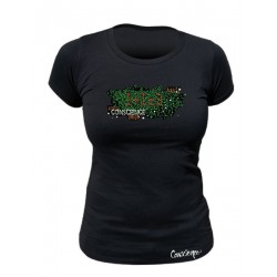 Tee-shirt bio Femme 1+1 égale 3