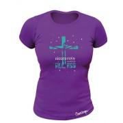 Tee-shirt bio Femme Aimons-nous les uns les autres