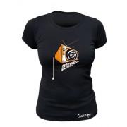 Tee-shirt bio Femme Débranche