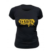 Tee-shirt bio Femme En grève