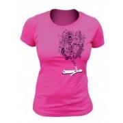 Tee-shirt bio Femme Tout mon coeur