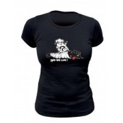 Tee-shirt bio Femme Yes we can