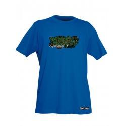Tee-shirt bio Homme Un + un égale trois