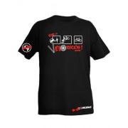 Tee-shirt bio Homme Vive la Velorucion