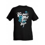 Tee-shirt bio Homme Y'a pas de mal à se faire du bien !